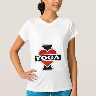 Jag älskar Yoga T Shirt