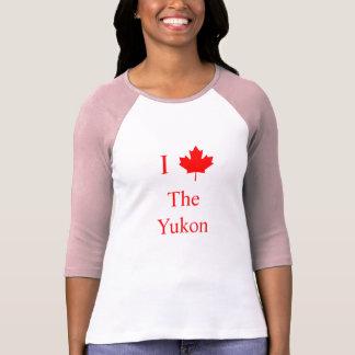 Jag älskar Yukon T-shirt