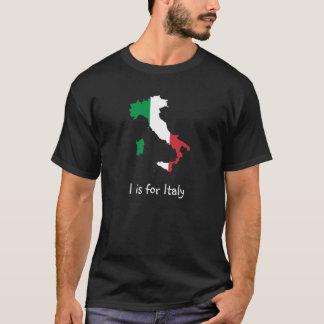 Jag är för italien t-shirts