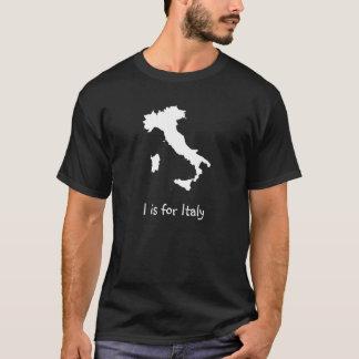 Jag är för italien tshirts