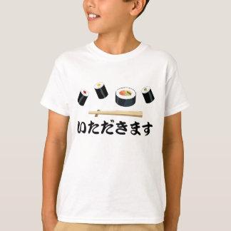 Jag äter skjortor för Sushibarn T T-shirts