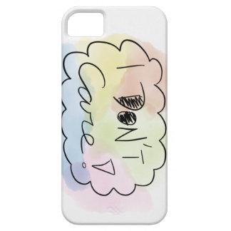 Jag att bry sig inte iphone case iPhone 5 Case-Mate fodraler