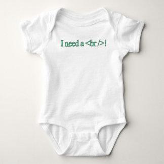Jag behöver ett avbrott! t-shirt