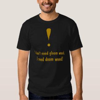 Jag behöver inte svårmodogräset, mig behöver tröjor