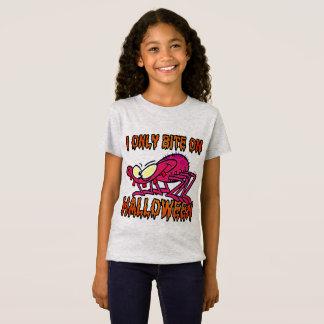 Jag biter endast på Halloween Tshirts