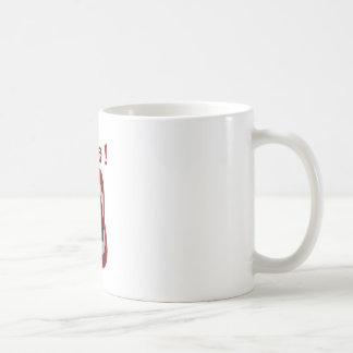 Jag biter! kaffemugg