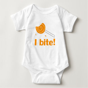 Jag biter t-shirt