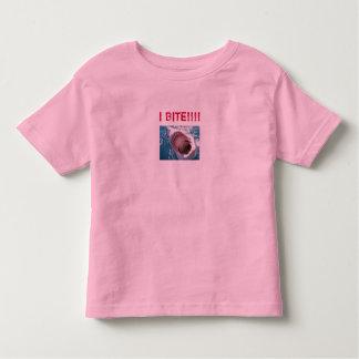 Jag biter! t-shirts