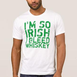 Jag blöder WhiskeyT-tröja Tshirts