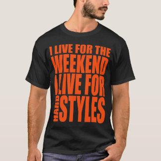 Jag bor för helgen (Showtek) Tee Shirt