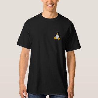Jag bor Linux (tuxen är min vän), T Shirt