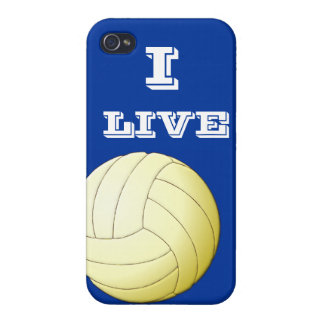 Jag bor volleybolliPhone 4 iPhone 4 Hud