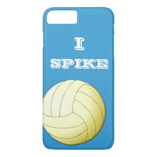 Jag broddar fodral för plusen för volleybolliPhone