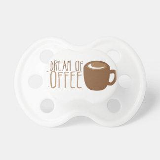 Jag drömm av kaffe napp