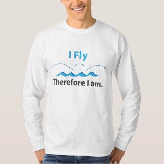 Jag flyger tröjor