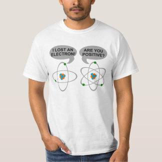 Jag förlorade en rolig nerdy t-skjorta för t shirt