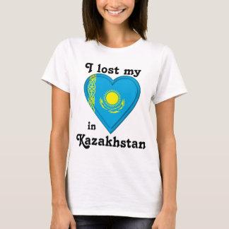 Jag förlorade min hjärta i Kasakhstan Tee