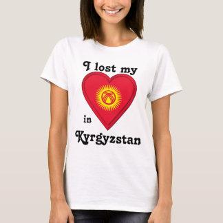 Jag förlorade min hjärta i Kirgizistan Tee