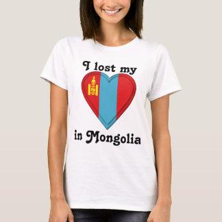 Jag förlorade min hjärta i Mongoliet T-shirt