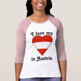 Jag förlorade min hjärta i Österrike Tshirts