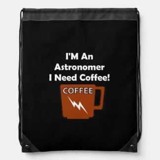 Jag förmiddagen en astronom, mig behöver kaffe! gympapåse