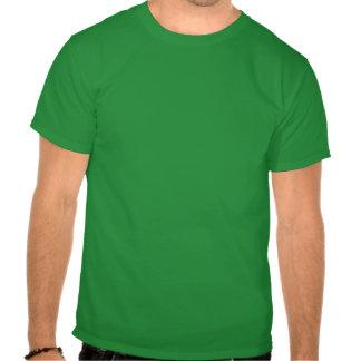 Jag förmiddagen henne Herr Retro peka räcker T Shirt