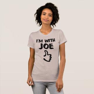 Jag förmiddagen med Joe kvinnor bötfäller den Tee