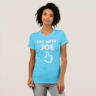 Jag förmiddagen med Joe kvinnor bötfäller Jersey Tröja