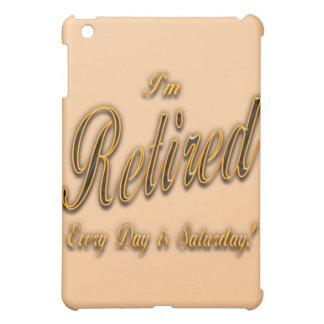Jag förmiddagen som avgås varje dag, är lördagylw iPad mini mobil fodral
