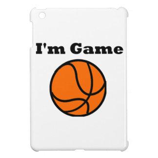 Jag förmiddagen spelar (basket) iPad mini skal