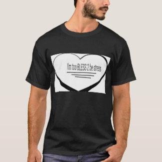 Jag förmiddagen välsignar tee shirts