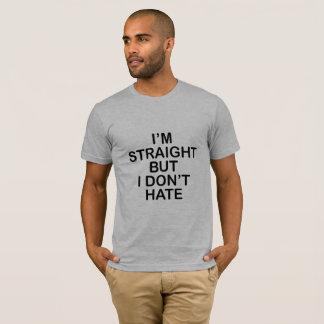Jag förmiddagRAKSTRÄCKAN UTAN JAG HATAR INTE. Tee Shirts