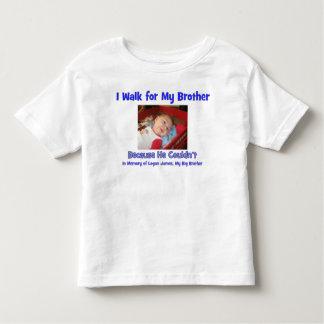 Jag går för min broder tee shirts