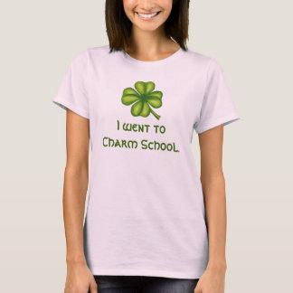 Jag gick till charmkursT-tröja T Shirt
