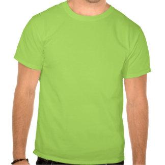 Jag gick till högskolan och nedlusade t-shirt