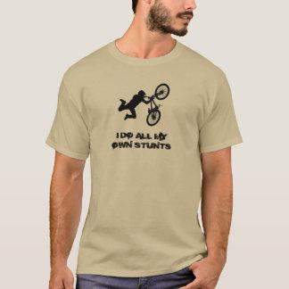 Jag gör all min egen jippoanpassadeutslagsplats tee shirt