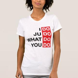 Jag gör Judo…, T-tröja T-shirt