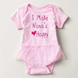 Jag gör Nanas hjärta den lyckliga Tee Shirt