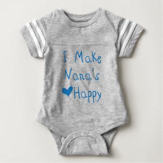 Jag gör Nanas hjärta den lyckliga Tee Shirts