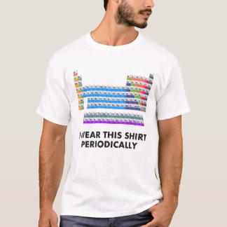 Jag ha på sig denna skjorta periodvis t shirts