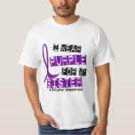 Jag ha på sig purpurfärgad systerepilepsi t shirt