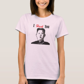 Jag hackar dig t-shirts