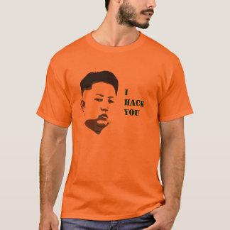 jag hackar dig tshirts