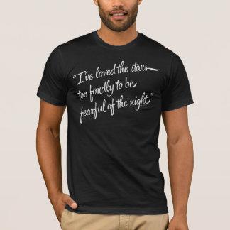 Jag har älskat stjärnorna tee shirts