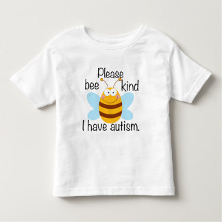 Jag har Autismsmåbarn T-shirts