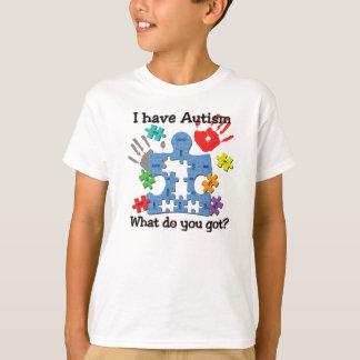 Jag har den roliga unika T-tröja för Autism Tee