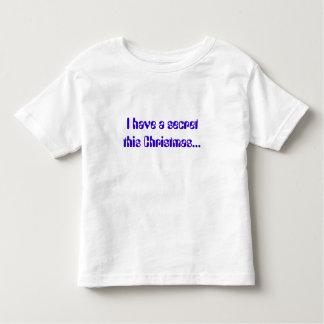 Jag har en denna hemlighet jul… t shirts