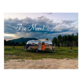 Jag har flyttat… vykort