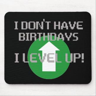 Jag har inte födelsedagar… musmatta