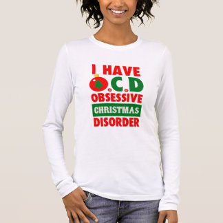 jag har tvångsmässig juloordning för ocd tröjor